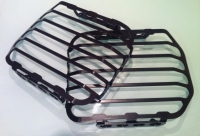 Front head lamps guards Land Rover Defender 90/110