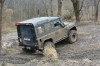 Рокслайдеры c отверстиями  Land Rover Defender 90