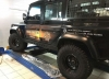 Рокслайдеры c отверстиями  Land Rover Defender 110