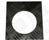Fuel filler surround chequer plate Land Rover Defender 90/110